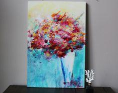 (Gracias por mirar! Pásate por mi tienda para pinturas originales más aquí: http://www.etsy.com/shop/mimigojjang?ref=si_shop
