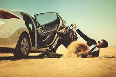 dumped in Sahara by Konstantin Suslov on 500px