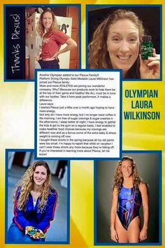 First, US Olympic swimmer Josh Davis jumped onboard the Plexus train, now Olympic diver Laura Wilkinson is onboard! Neither of them receive $ from Plexus directly for their celebrity endorsement. Read what Laura has to say about why she chose Plexus for optimal health. #plexus #plexusslim #pinkdrink (Ambassador #406213)