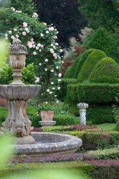 Il giardino di Villa Pisani, provincia di Padova