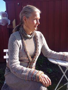 Ravelry: Barsv's Bolero Fritt Etter Setesdal