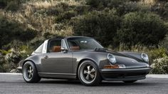 Exclusive: the first Porsche 911 Targa restored by Singer