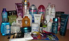 Nasze Testowanie: Opróżniamy nasze kosmetyczki - kosmetyki do pielęg... Cleaning Supplies, Shampoo, Soap, Personal Care, Bottle, Cleaning Agent, Personal Hygiene, Flask, Soaps