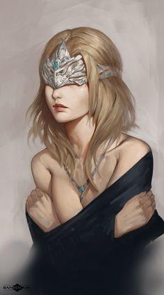 Dark Souls III fanart - Firekeeper by Banjiu E'vik on ArtStation Anime Art Fantasy, Dark Fantasy Art, Dark Art, Dark Souls 2, Arte Dark Souls, Demon's Souls, Dark Souls Fire Keeper, Soul Saga, Fantasy Women