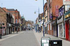 Stoke-on-trent, Staffordshire, UK