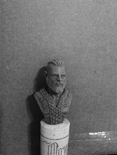 Vikingo by escultoralfredo