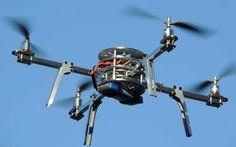 La consegna del pranzo arriva dal cielo #droni #drone #tecnologia #app
