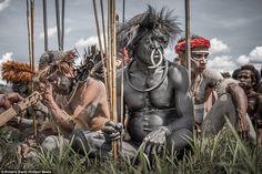 Dani People, Papua New Guinea