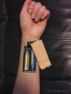 #Charge yourself with positive #energy ;-) #tattoo #3D