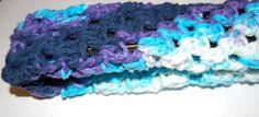 Camera Strap Cover: Free Crochet Pattern