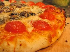 easiest hassle free pizza dough