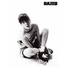 f(x) Amber is Amber for 'Dazed Korea' ~ Daily K Pop News