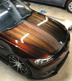 BMW...Omg, love it! Tigerseye???