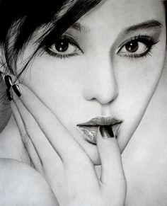 Picturesque Pencil Portraits by Ken Lee - Pondly
