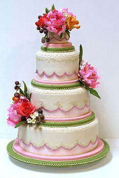 Christopher Garren Cakes | My perfect wedding cake: Christopher Garren's Let them eat cake