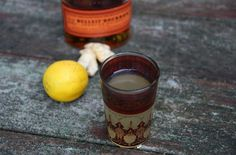 Citrus and Ginger Hot Toddy Recipe | mostly foodstuffs
