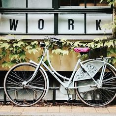 WORK or go for a bike ride? Okay, it's work! 😉Who are we kidding? It's been snowing/raining out here in the Rockies today, not the best weather for a bike ride. Cheers to all! Have a beautiful Wednesday darlings! Cycle To Work, Holiday Monday, Todays Mood, Mental Health Disorders, Life Is Like, Marketing, Burn Calories, Infj, Build Muscle