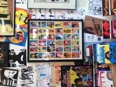 30 Years of Love and Rockets at Fantagraphics Bookstore & Gallery, 12/8/12