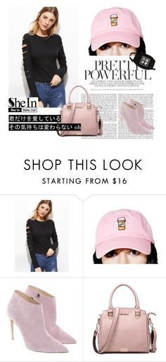 """""""Shein Contest"""" by hadisee ❤ liked on Polyvore featuring Hat Beast and Ralph Lauren"""