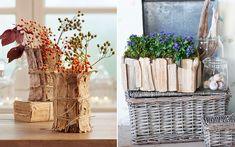 A Revista Westwing ensina várias ideias para aproveitar o que você tem em casa e criar vários vasos reciclados cheios de charme. Confira e inspire-se!
