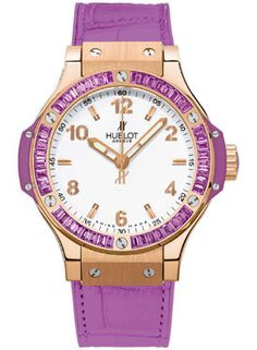 Hublot Watches - Big Bang 38mm Tutti Frutti -Red Gold - Style No: 361.PV.2010.LR.1905