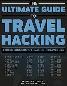 Learn how to become a travel hacker so you can begin earning free flights and hotel stays overseas.  Usually $37, this book is on sale right now!