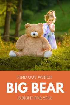 Big Bears Give the Best Hugs Jumbo Teddy Bear, Huge Teddy Bears, Vermont Teddy Bears, Giant Teddy Bear, Birthday Hug, Stuffed Bear, Big Plush, Best Hug, We Bear