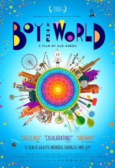 O Menino e o Mundo - Poster & Trailer | Portal Cinema