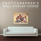 Photographer's Wall Display Templates