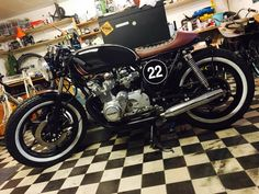 Cafe Racer Build - Lotta Work, Not a lotta money - Cafe Racer TV Cafe Racer Tv, Suzuki Cafe Racer, Cafe Racer Bikes, Cafe Racer Build, Cafe Racer Motorcycle, First Car Insurance, Classic Car Insurance, Cafe Seating, Big Boyz