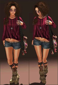 Fashion Second Life