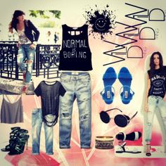 Boyfriend Jeans Style!!! www.basakerdem.net