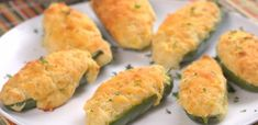 Jalapeno cornbread poppers. Would be really good with Hot pepper jam