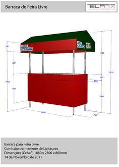 ✔ Telamix – Metalurgia e Movelaria Food Stall Design, Food Cart Design, Food Truck Design, Coffee Carts, Coffee Shop, Pvc Backdrop Stand, Mobile Kiosk, Food Trolley, Mobile Food Cart