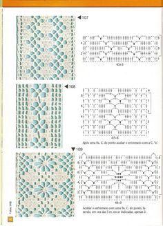 Gallery.ru / Фото #1 - Pontos de croche 205 идей - accessories                                                                                                                                                                                 Más