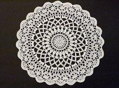Ravelry: Angel's Garden Doily pattern by Chinami Horiba