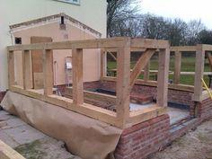 oak framed conservatory - Google Search