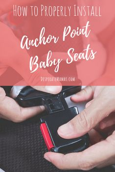 Anchor Point Installation for Baby Seats – Ensuring High Safety