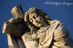 Weary- New Orleans Cemeteries  Come to me all you who are weary and I will give you rest~ Matthew 11:28