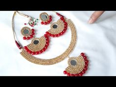 Great Diy Jewelry Cleaner White Gold inside Images Of Handmade Jewellery Box on Handma. - Women's Jewelry and Accessories-Women Fashion Silk Thread Earrings, Paper Earrings, Thread Jewellery, Thread Bangles, Handmade Jewelry Designs, Diy Jewelry, Beaded Jewelry, Handmade Jewellery, Silver Jewelry