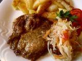 Maďarská cigánska pečienka Beef, Chicken, Food, Dish, Meat, Essen, Meals, Yemek, Eten