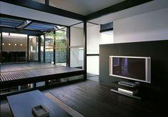 和風モダンリビング : 和風インテリア・和モダン住宅の家具画像/参考写真集 - NAVER まとめ