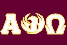 Alpha Phi Omega Phoenix, Arizona letters Alpha Phi Omega, Phoenix Arizona, Lululemon Logo, Fun Stuff, The Past, Greek, Symbols, Letters, Fun Things