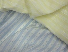 """Dotted+Swiss+Stripe,+45"""",+Woven+Baby+Yellow+Dots+"""