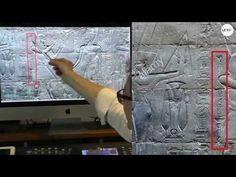 Massimo Barbetta, Mauro Biglino e il muro di Luxor: spunti e riflessioni Luxor, Youtube