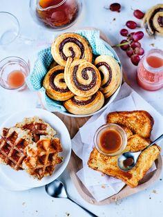 On renouvèle les goûters avec ces mini-roulés qui ont la bonne idée d'associer du chocolat et des noisettes. Après l'école ou au petit-déjeuner, les enfants n'en font qu'une bouchée.