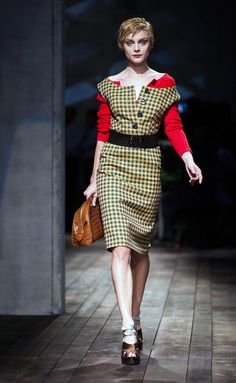 Prada-RF13-2445; Working lady...