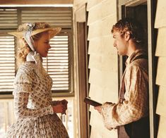 COLD MOUNTAIN (2003) - North Carolina minister's daughter (Nicole Kidman) meets the love of her life (Jude Law) shortly before he goes to war with the the Confederacy - Based on novel by Charles Frazier - Directed by Anthony Minghella - Miramax - Publicity Still.