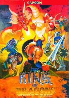 Dado Demente: The King of Dragons