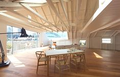 Luxury Lavender Bay Boatshed by Stephen Collier Architects - Adelto